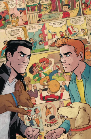 Reggie and Me #2 (Sandy Jarrell Cover)