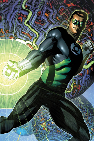 Green Lantern #5 (Variant Cover)