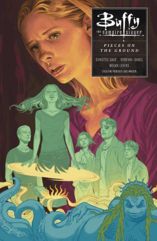 Buffy the Vampire Slayer, Season 10 Vol. 5: Pieces on the Ground