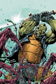 Frankenstein: Agent of S.H.A.D.E. #9