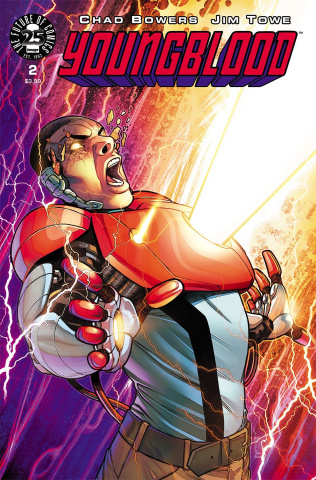 Youngblood #2 (Towe Cover)