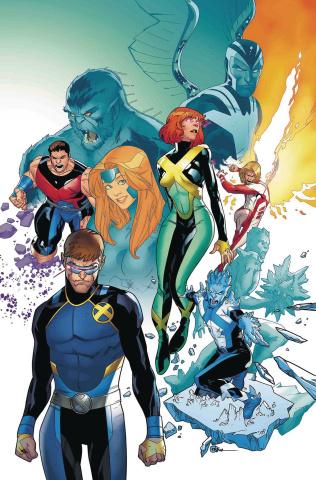 X-Men: Blue #35