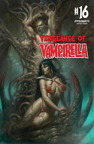 Vengeance of Vampirella #16 (Parrillo Cover)