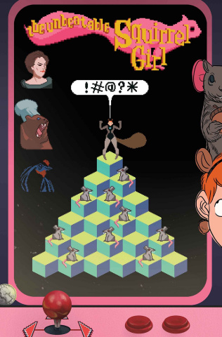 The Unbeatable Squirrel Girl #20