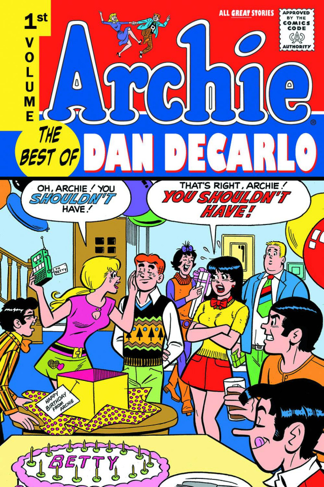 Archie: The Best of Dan DeCarlo Vol. 1