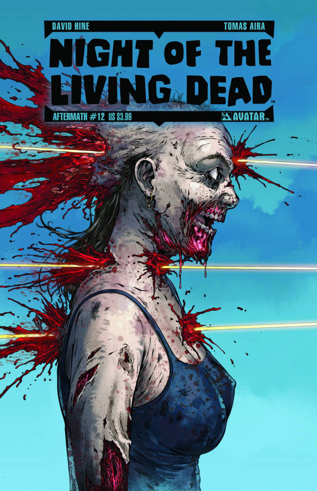 Night of the Living Dead: Aftermath #12