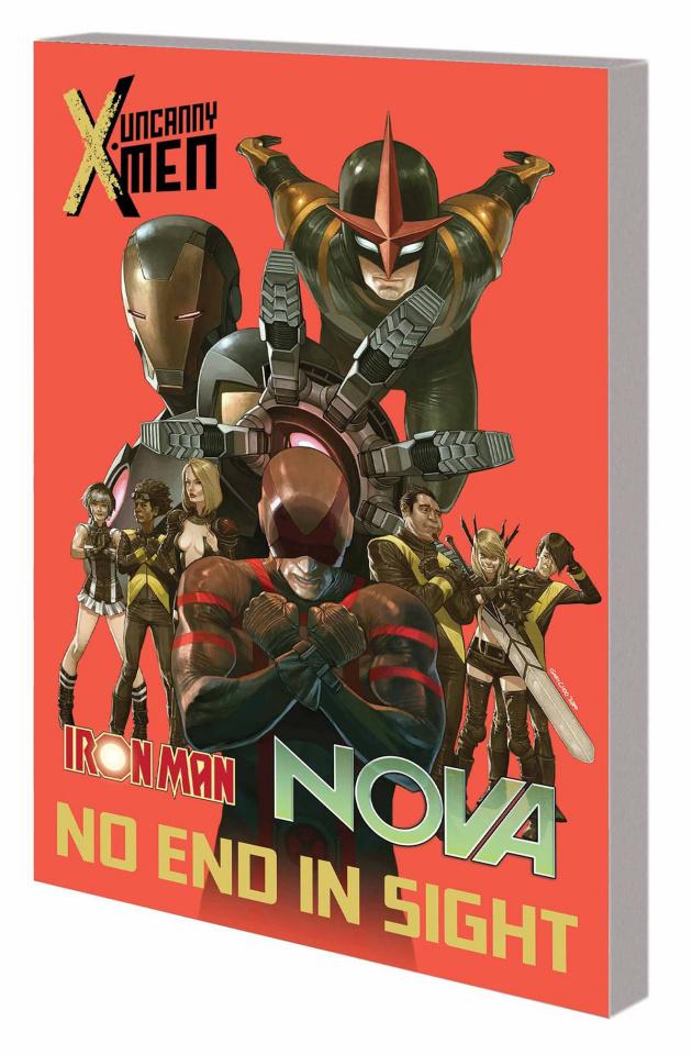 Uncanny X-Men / Iron Man / Nova: No End in Sight