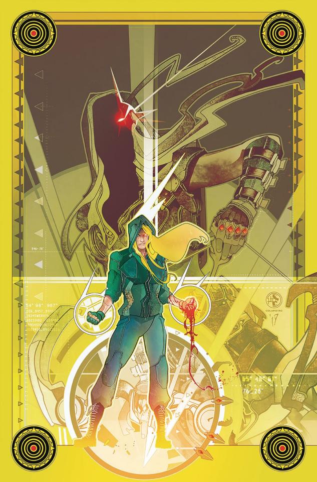 Robyn Hood: Vigilante #1 (Colapietro Cover)