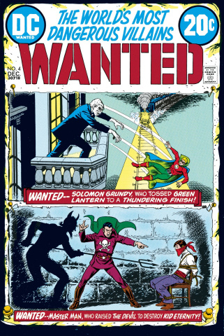 DC Wanted: The World's Most Dangerous Supervillains