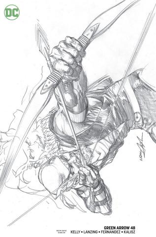 Green Arrow #48 (Variant Cover)