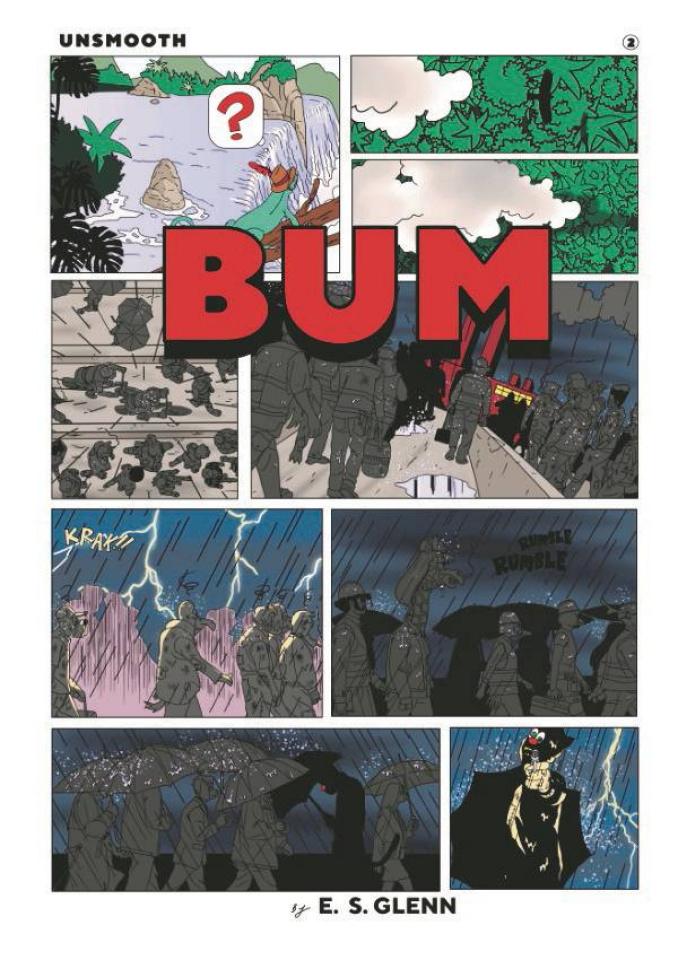 Unsmooth 2: Bum