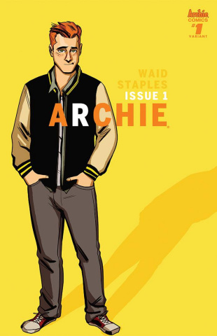Archie #1 (Chip Zdarsky Cover)