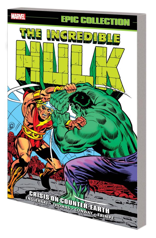 The Incredible Hulk: Crisis on Counter-Earth (Epic Collection)