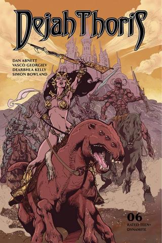 Dejah Thoris #6 (Castro Cover)