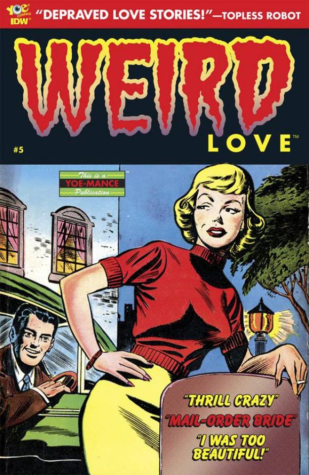 Weird Love #5