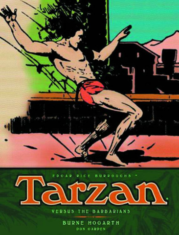 Tarzan Vol. 2: Versus the Barbarians
