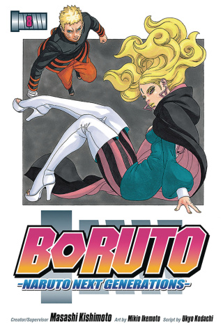 Boruto Vol. 8: Naruto Next Generations