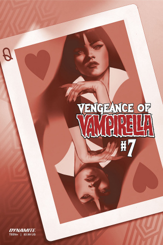 Vengeance of Vampirella #7 (40 Copy Oliver Tint Cover)