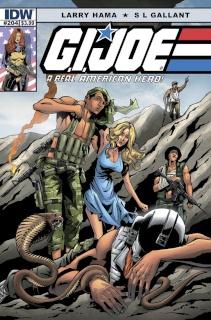 G.I. Joe: A Real American Hero #204