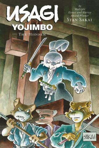 Usagi Yojimbo Vol. 33: The Hidden