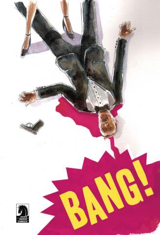 Bang! #1 (Kindt Cover)