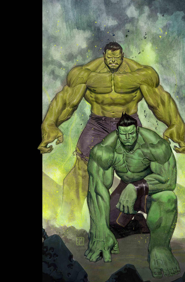Generations: Banner Hulk & Totally Awesome Hulk #1
