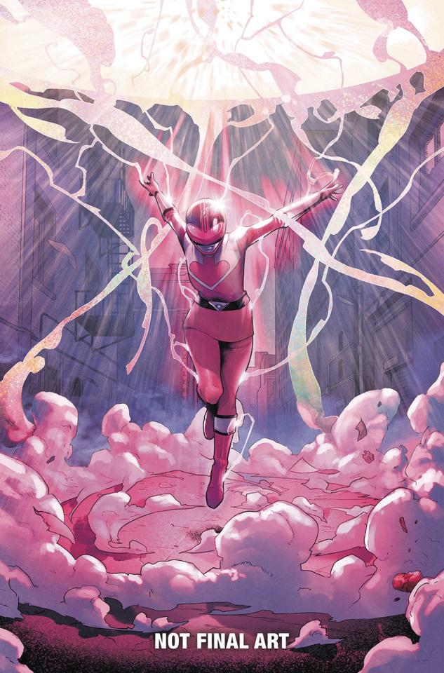 Mighty Morphin' Power Rangers #26