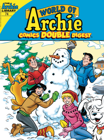 World of Archie Comics Double Digest #74