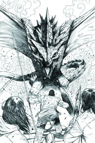 A Town Called Dragon #5