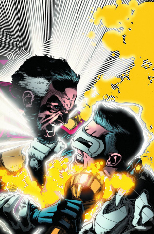 Green Lantern: New Guardians #36