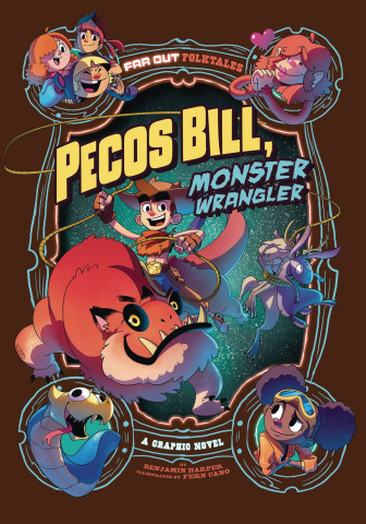 Pecos Bill, Monster Wrangler