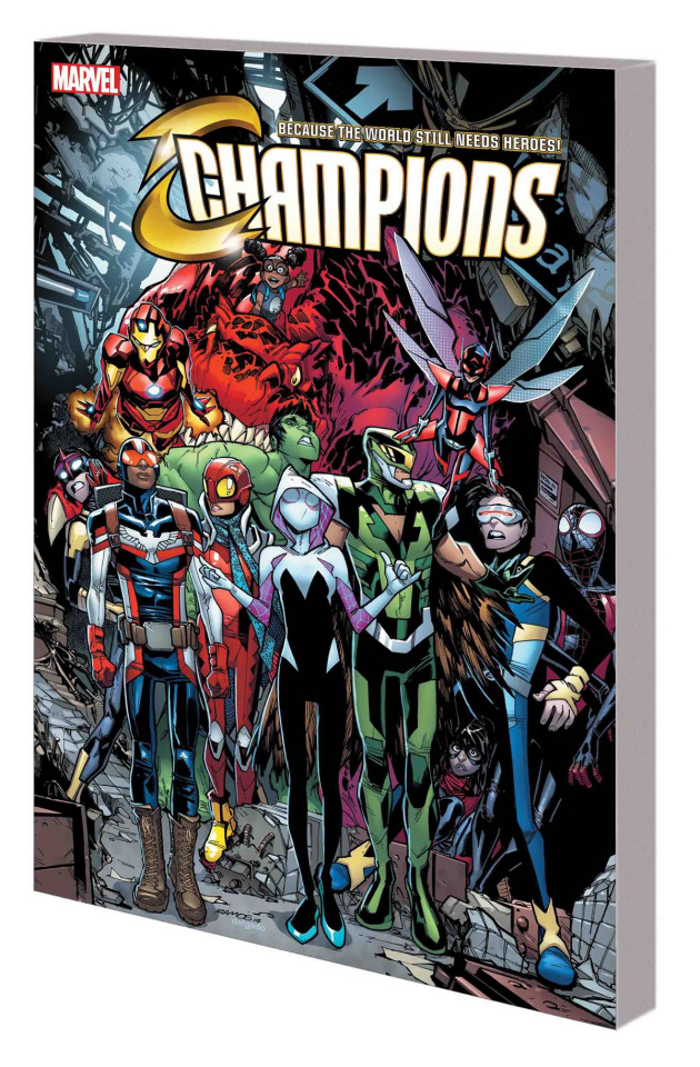 Champions Vol. 3