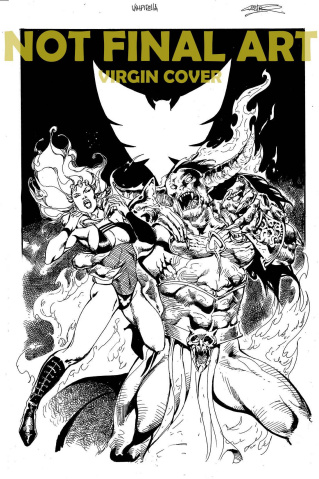 Vampirella #13 (7 Copy Castro Virgin Cover)