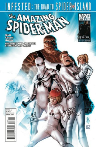 The Amazing Spider-Man #659