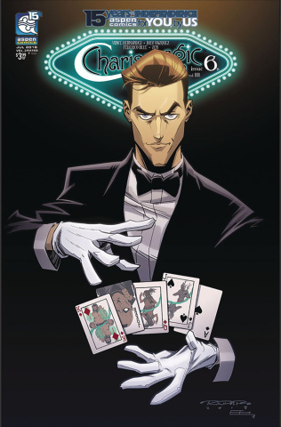 Charismagic #6 (Randolph Cover)