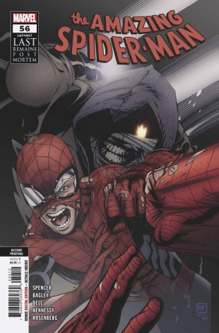 The Amazing Spider-Man #56 (2nd Printing)