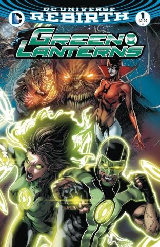 Green Lanterns #1