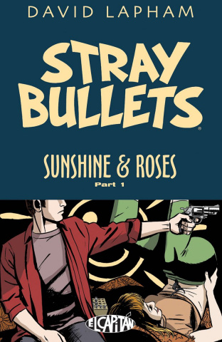 Stray Bullets: Sunshine and Roses Vol. 1
