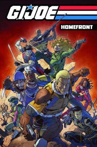 G.I. Joe Vol. 1: Homefront