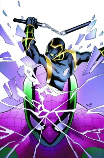 The Mighty Avengers #4