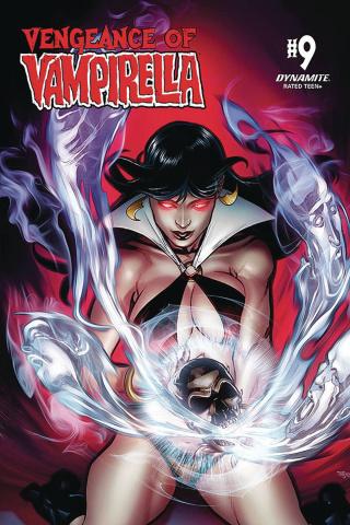 Vengeance of Vampirella #9 (Segovia Cover)