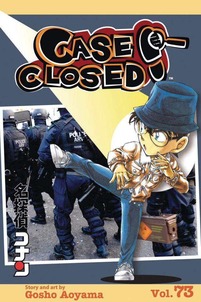 Case Closed Vol. 73