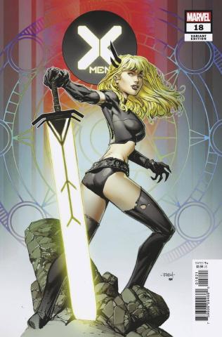 X-Men #18 (Finch Magik Cover)