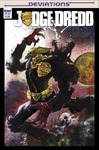 Judge Dredd: Deviations