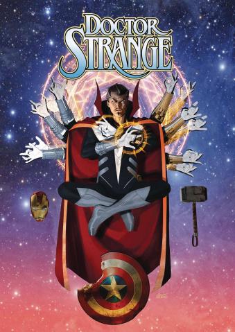 Doctor Strange by Mark Waid Vol. 4: Choice