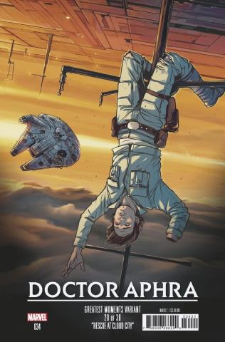 Star Wars: Doctor Aphra #34 (Wijngaard Greatest Moments Cover)