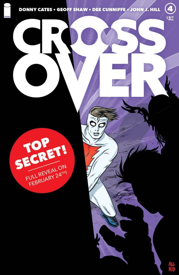 Crossover #4 (Allred Cover)