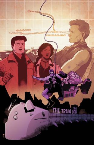 Firefly #14 (Preorder Vidal Cover)
