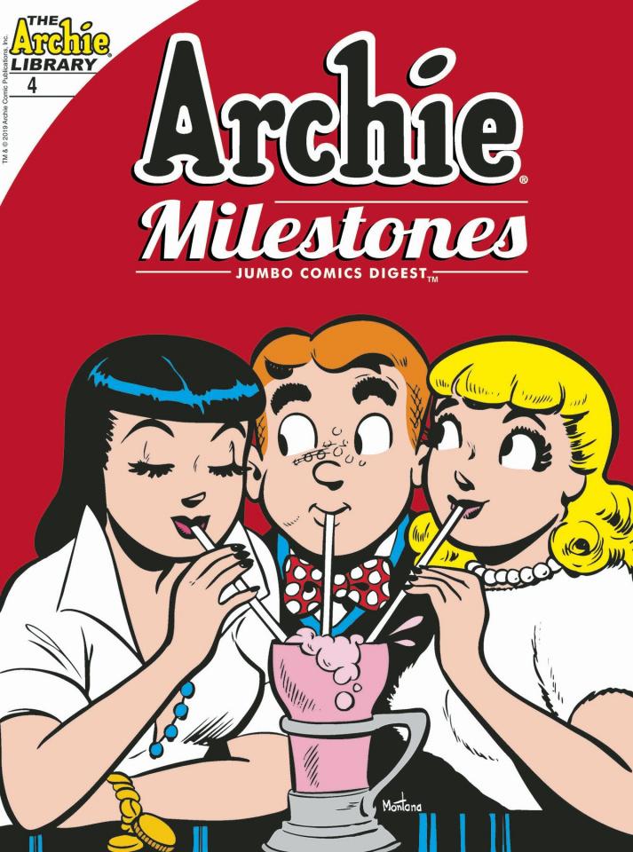 Archie Milestones Digest #4