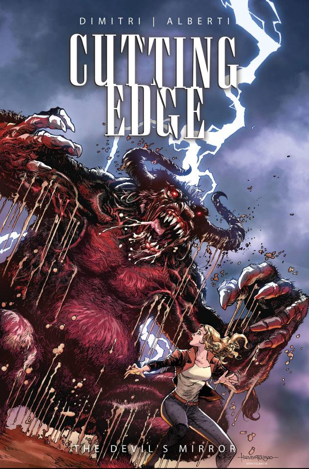 Cutting Edge: The Devil's Mirror #1 (Tolibao Cover)